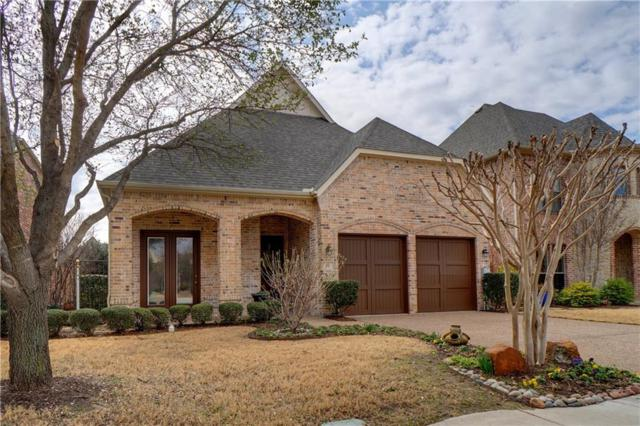 45 Secluded Pond Drive, Frisco, TX 75034 (MLS #13777031) :: Kimberly Davis & Associates