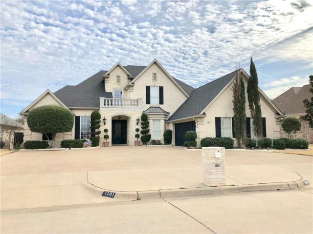 1101 Cliff Swallow Drive, Granbury, TX 76048 (MLS #13777051) :: Potts Realty Group
