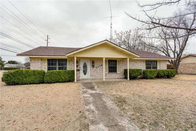 1118 Walnut Parkway, Garland, TX 75042 (MLS #13777093) :: Kimberly Davis & Associates