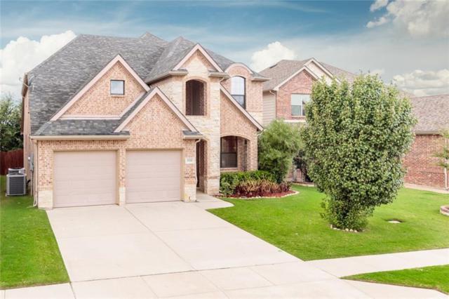 15321 Ringneck Street, Fort Worth, TX 76262 (MLS #13777097) :: NewHomePrograms.com LLC
