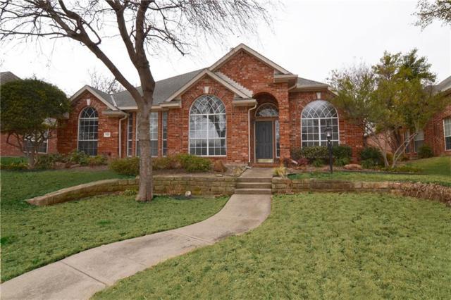 708 Bel Air Drive, Allen, TX 75013 (MLS #13777102) :: Team Hodnett