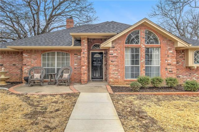 1923 Country Brook Drive, Weatherford, TX 76087 (MLS #13777117) :: Team Hodnett
