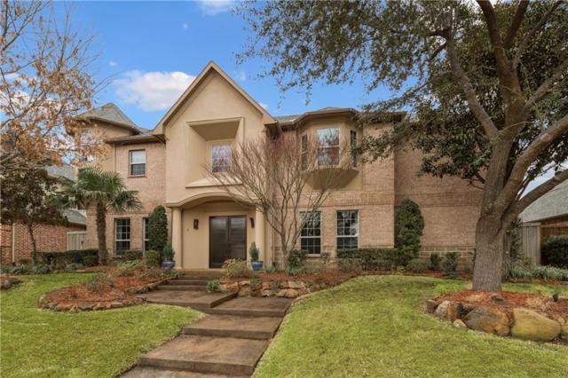 7012 Mills Branch Circle, Plano, TX 75024 (MLS #13777158) :: Kimberly Davis & Associates