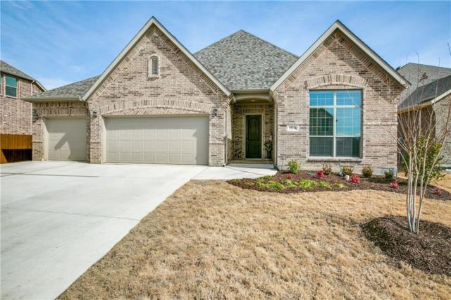 15116 Buckwater Way, Fort Worth, TX 76262 (MLS #13777178) :: NewHomePrograms.com LLC
