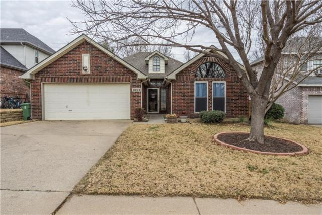 1922 Lilac Lane, Grapevine, TX 76051 (MLS #13777253) :: Magnolia Realty
