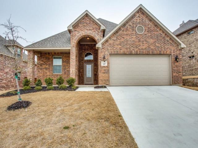 249 Soaring Hills Boulevard, Fort Worth, TX 76108 (MLS #13777263) :: Team Hodnett
