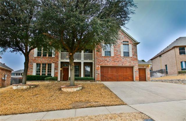 1407 Delta Drive, Cedar Hill, TX 75104 (MLS #13777275) :: Kimberly Davis & Associates