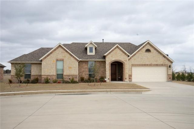 902 Saint Matthew Circle, Royse City, TX 75189 (MLS #13777351) :: The Mitchell Group