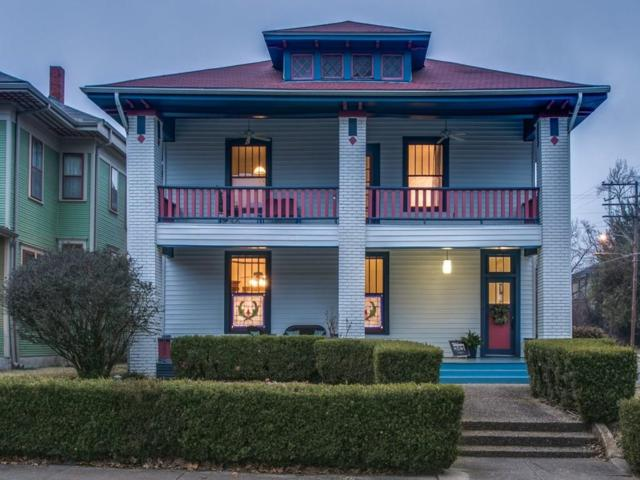 101 S Winnetka Avenue, Dallas, TX 75208 (MLS #13777359) :: Team Hodnett