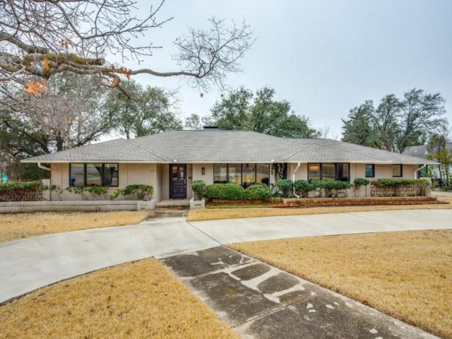 6828 Willow Lane, Dallas, TX 75230 (MLS #13777367) :: Team Hodnett