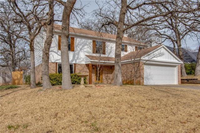 501 Wild Oak Lane, Euless, TX 76039 (MLS #13777521) :: Magnolia Realty