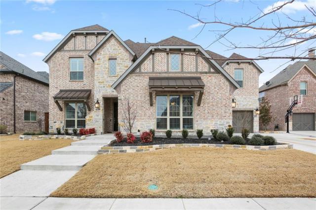 3663 Briar Tree Lane, Frisco, TX 75034 (MLS #13777540) :: Team Hodnett