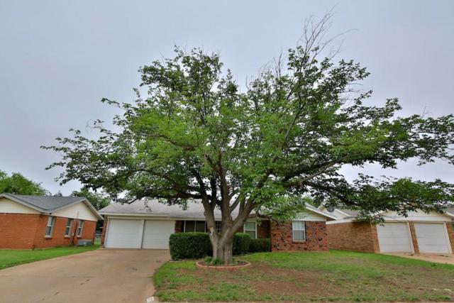 1573 Mimosa Drive, Abilene, TX 79603 (MLS #13777565) :: Team Hodnett
