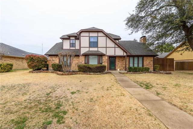 1020 Oxfordshire Drive, Carrollton, TX 75007 (MLS #13777571) :: Hargrove Realty Group