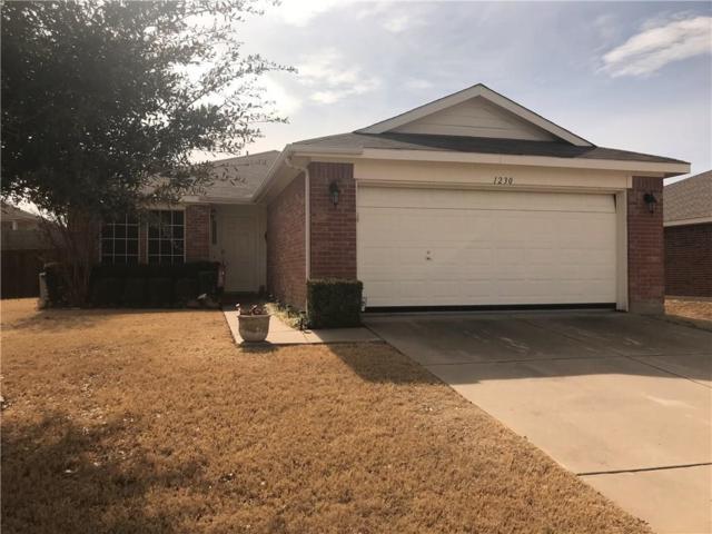 1230 Wenatchee Drive, Krum, TX 76249 (MLS #13777578) :: Kindle Realty