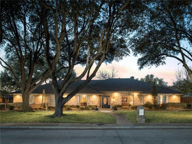 4325 Willow Lane, Dallas, TX 75244 (MLS #13777582) :: Robbins Real Estate Group