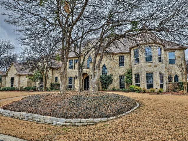 6717 Oak Hill Drive, Fort Worth, TX 76132 (MLS #13777610) :: Team Hodnett