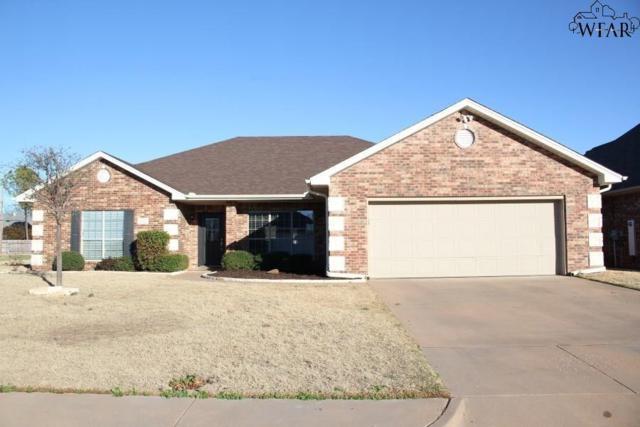 1125 Regency Drive, Burkburnett, TX 76354 (MLS #13777626) :: Team Hodnett