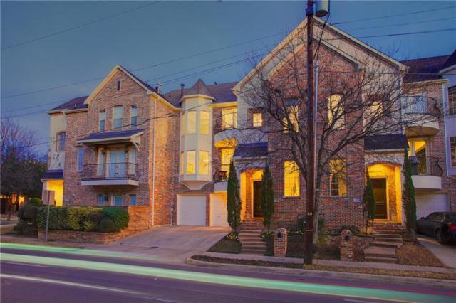 3722 Wycliff Avenue, Dallas, TX 75219 (MLS #13777638) :: Kindle Realty