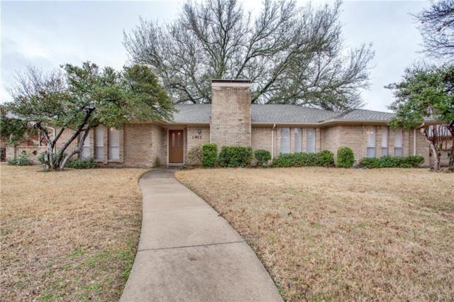 1912 Midcrest Drive, Plano, TX 75075 (MLS #13777697) :: The Marriott Group