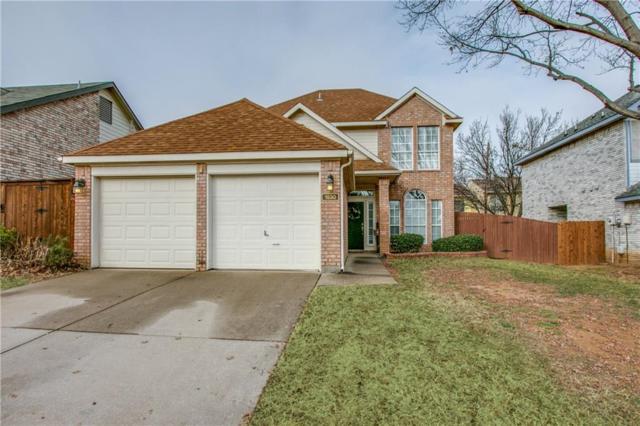 1530 Dublin Circle, Grapevine, TX 76051 (MLS #13777715) :: Frankie Arthur Real Estate