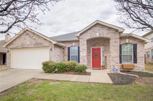 804 Charlotte Drive, Mckinney, TX 75071 (MLS #13777734) :: Hargrove Realty Group