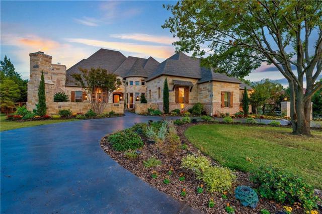 823 S Peytonville Avenue, Southlake, TX 76092 (MLS #13777735) :: Team Tiller