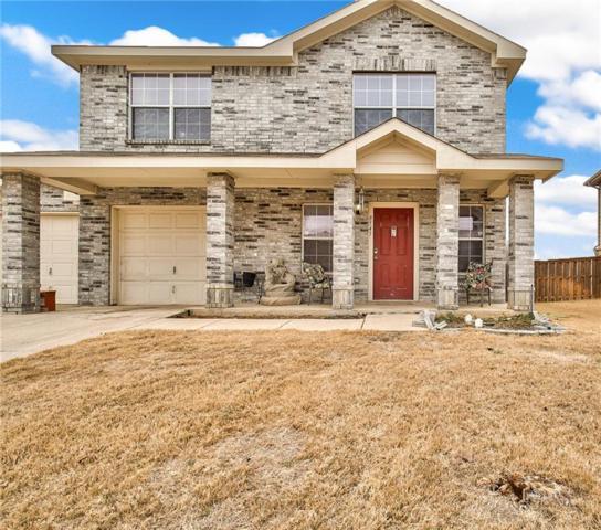 8545 Shallow Creek Drive, Fort Worth, TX 76179 (MLS #13777762) :: Team Hodnett
