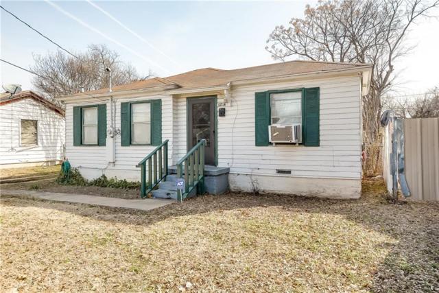 6814 Prosper Street, Dallas, TX 75209 (MLS #13777837) :: Kimberly Davis & Associates