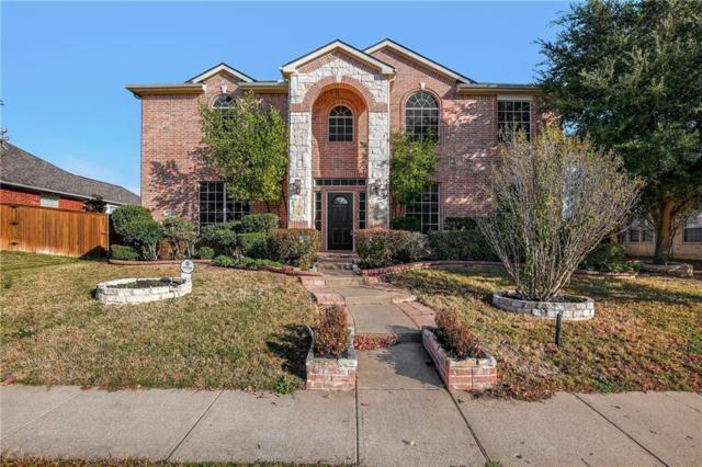 1410 Glendover Drive, Allen, TX 75013 (MLS #13777841) :: Frankie Arthur Real Estate