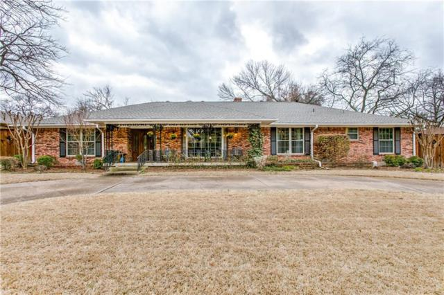 7724 Rolling Acres Drive, Dallas, TX 75248 (MLS #13777860) :: Ebby Halliday Realtors