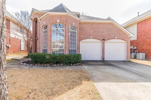 1319 Pawnee Trail, Carrollton, TX 75007 (MLS #13777916) :: Hargrove Realty Group