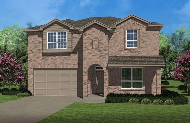 725 Redding Drive, Saginaw, TX 76131 (MLS #13777940) :: Team Hodnett