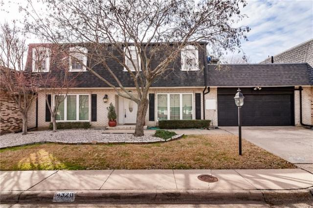 4320 Forest Bend Road, Dallas, TX 75244 (MLS #13777962) :: Hargrove Realty Group