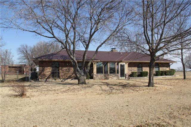 11292 Mesquite Hill Road, Sanger, TX 76266 (MLS #13777964) :: Kindle Realty