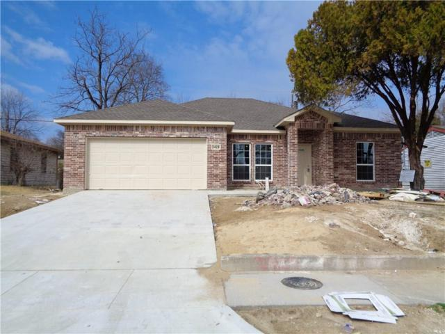 2429 Talco Drive, Dallas, TX 75241 (MLS #13777981) :: Team Hodnett