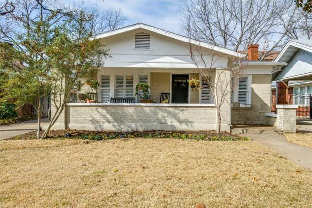 1908 Ashland Avenue, Fort Worth, TX 76107 (MLS #13777995) :: Magnolia Realty