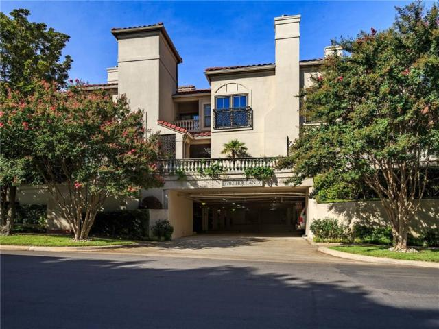 3702 Holland Avenue #7, Dallas, TX 75219 (MLS #13778005) :: Team Hodnett