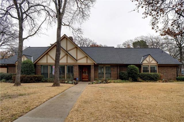5117 Coventry Place, Colleyville, TX 76034 (MLS #13778076) :: Ebby Halliday Realtors