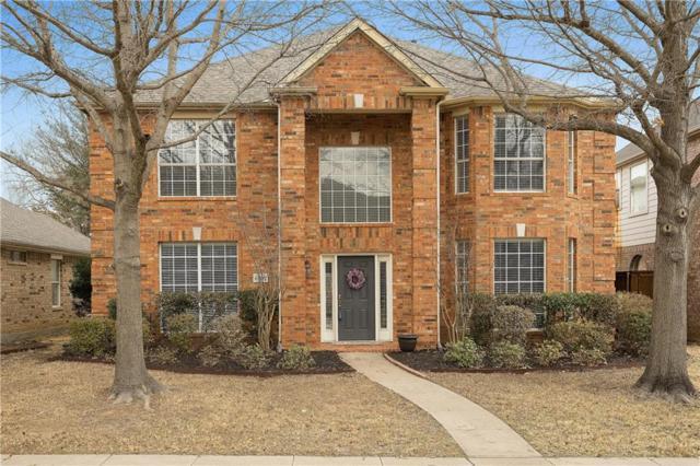 6702 Richmond Drive, Frisco, TX 75035 (MLS #13778083) :: Frankie Arthur Real Estate