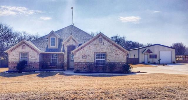 141 Amanda Lane, Reno, TX 76082 (MLS #13778092) :: Team Hodnett