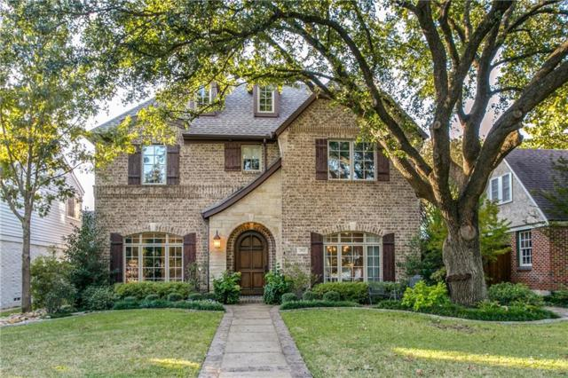 2913 Westminster, University Park, TX 75205 (MLS #13778104) :: Robbins Real Estate Group