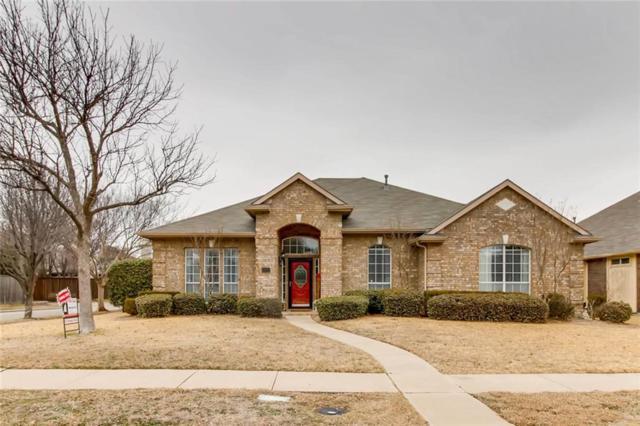 10900 Alexandria Drive, Frisco, TX 75035 (MLS #13778155) :: Hargrove Realty Group