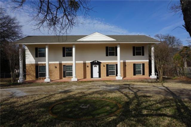 4209 N Cedar Circle, Dallas, TX 75237 (MLS #13778170) :: Team Hodnett
