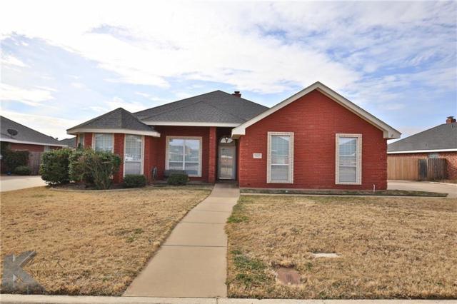 5425 Willow View Road, Abilene, TX 79606 (MLS #13778212) :: Team Hodnett