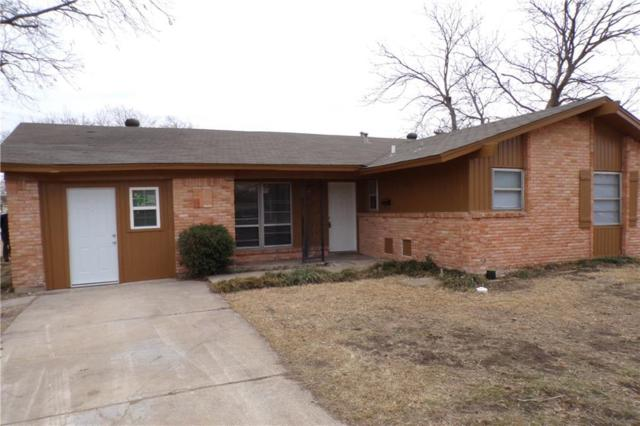 3402 Tiki Circle, Mesquite, TX 75150 (MLS #13778214) :: Kindle Realty