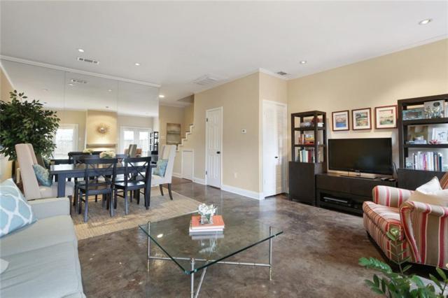 4017 Buena Vista Street #121, Dallas, TX 75204 (MLS #13778224) :: Team Hodnett
