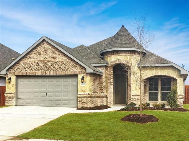 6036 Dunnlevy Drive, Saginaw, TX 76179 (MLS #13778239) :: Team Hodnett