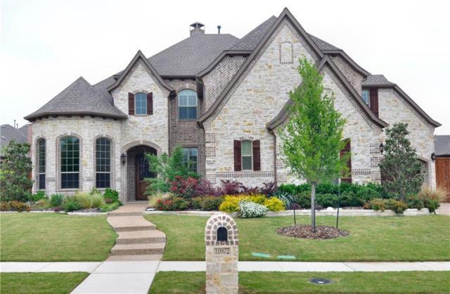 10972 Tularosa Lane, Frisco, TX 75033 (MLS #13778246) :: Team Hodnett