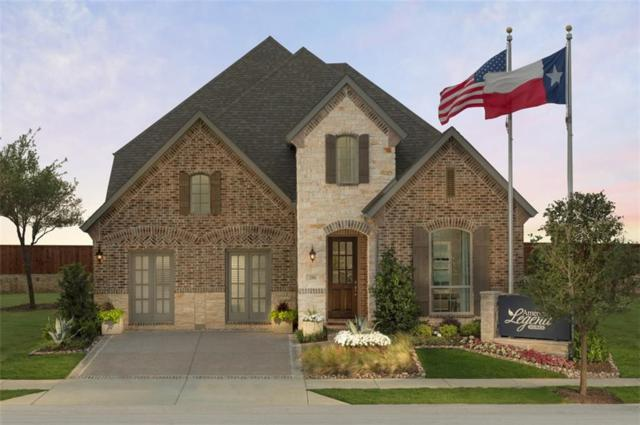 2501 Saffire Way, Lewisville, TX 75056 (MLS #13778268) :: The Rhodes Team